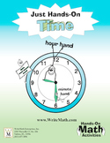 Teaching Telling Time Activities - Kindergarten, 1st and 2nd Grade