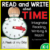 Telling Time Activities: Read and Write about Time