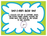 Time 2 Tell Time: Activities for Common Core