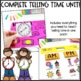 Telling Time Activity Pack