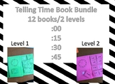 Telling Time Book Bundle