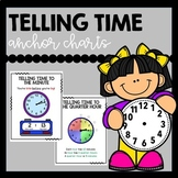 Telling Time- Anchor Charts