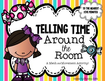 Telling Time Around the Room