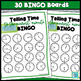 Telling Time BINGO - 1 Minute