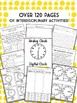 Telling Time Activities: Hour, Half Hour, and Minute
