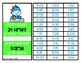 Telling Time Bingo and Exit Tickets {2.MD.C.1}