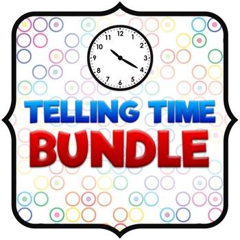 Telling Time Bundle