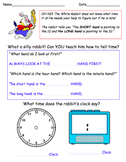 2 WEEK- Telling Time Bundle (Time telling, Time conversion, & Elapsed time)