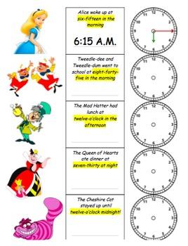 2 WEEK- Telling Time Bundle (Time telling, Time conversion, & Elapsed time)