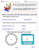 2 WEEK- Telling Time Bundle (Time telling, Time conversion