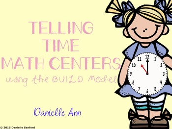 Summer Telling Time Review