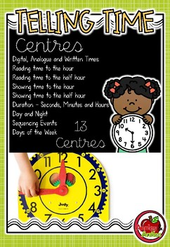 Telling Time Centres