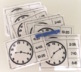 Telling Time Clip Cards Bundle for Elementary and Special Education