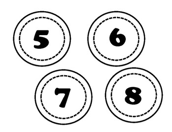 Telling Time Clock Pieces
