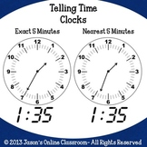 Clocks Clip Art
