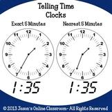 Clocks Clip Art