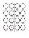 Telling Time Clocks