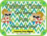 """Telling Time """"Combo Pack"""" (Common Core Aligned)"""