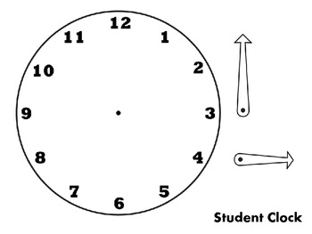 Telling Time-Common Core Aligned