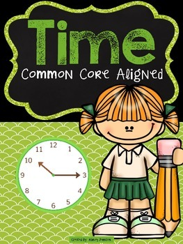 Telling Time Common Core Aligned