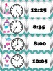 Telling Time  Concentration Game... Two Versions