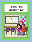 Telling Time Connect Four