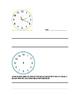 Telling Time - Descriptive Sentence