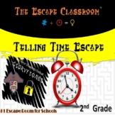 Telling Time Escape Room (2nd Grade) | The Escape Classroom