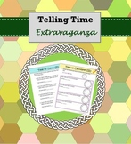 Telling Time - Extravaganza!