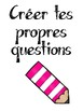 Telling Time FRENCH worksheets EDITABLE