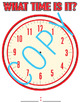 Telling Time File Folder Activity (math)