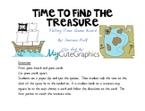 Telling Time: Find the Treasure