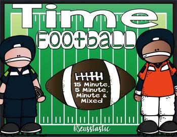 Telling Time Football (Hard)