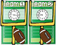 Telling Time Football (Hard)