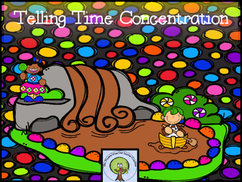 Telling Time Freebie Day 2