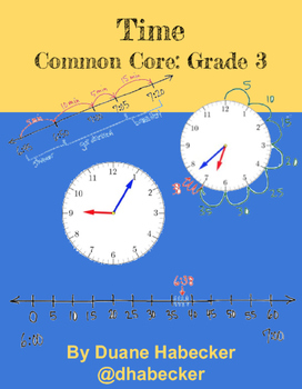 Telling Time (Grade 3)