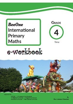 Telling Time: Grade 4 Maths workbook from www.Grade1to6.com Books
