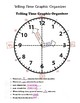 Telling Time Graphic Organizer