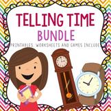 Telling Time Growing Bundle