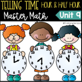 Telling Time  Guided Master Math Unit 9