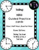 Telling Time to the hour, half hour, and quarter hour Guid