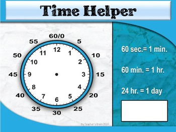 Telling time to the hour and half hour - First and Second Grade Worksheets