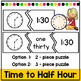 Telling Time (Hour and Half Hour)