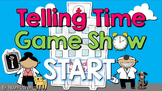 Telling Time Jeopardy Style Game Show