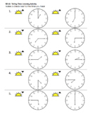 Telling Time Lesson