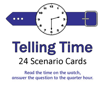 Managing Time - Telling Time - Life Skills