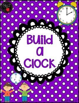 Telling Time - Make an O Clock