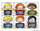 Telling Time Math Center {Time to the Hour}