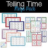 Telling Time Mega Pack!
