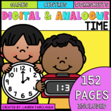 Telling Time Games and Worksheets